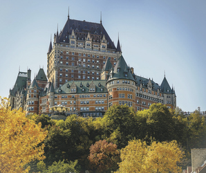 Chateau Frontenac Quebec City