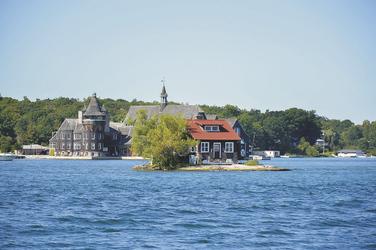 Kingston am Lake Ontario