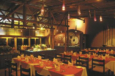 ©Amboseli Serena Safari Lodge; Restaurant