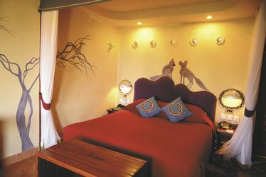 Amboseli Serena Safari Lodge, ©Amboseli Serena Safari Lodge