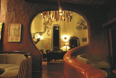 ©Amboseli Serena Safari Lodge; Lounge