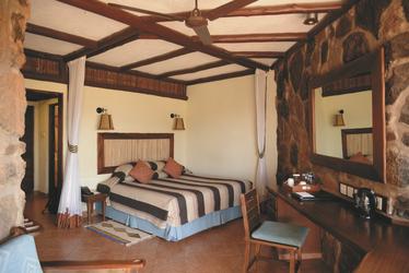 ©Serena Hotels; Zimmerbeispiel