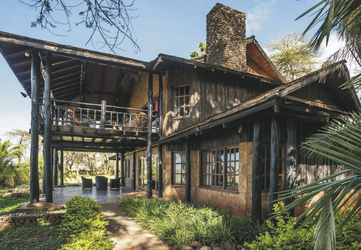 ©Ol Tukai Lodge; Komfort am Kilimanjaro