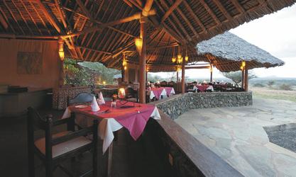 Das Out of Africa Restaurant