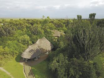 Mbweha Camp, ©Atua Enkop