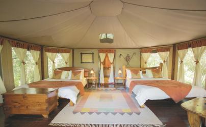 Tipilikwani Mara Camp, ©Klaus Tiedge
