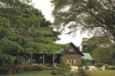 Das originale Farmhaus
