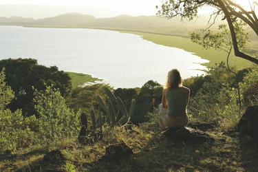 Blick auf den Lake Naivasha, ©by Michael Poliza