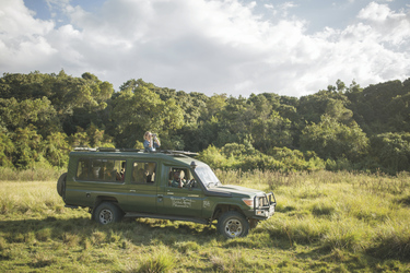 Auf Safari, ©Niels van Gijn / Silverless