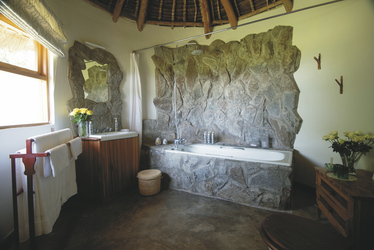 Elegante Badezimmer