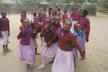 Besuch in einer lokalen Schule, ©Governors'