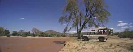 Auf Safari im Samburu NR, ©Stevie Mann