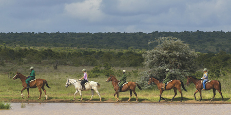 Ausritt im Loisaba Schutzgebiet, ©Mario Moreno Photography