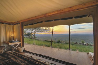 Loisaba Tented Camp, ©Mario Moreno Photography