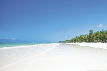 Feinster Strand und wunderbares Wasser