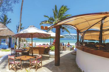 Die Strandbar