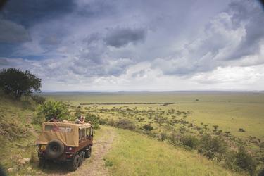 Auf Pirschfahrt in der Masai Mara, ©Georgina Goodwin