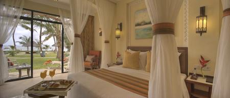 Helle exotische Zimmer