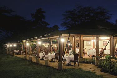 ©Serena Safari Lodges; Restaurant