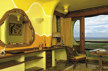 Mara Serena Safari Lodge, ©Serena Safari Lodges