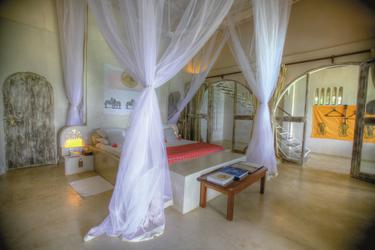 Schlafzimmer Villa I, ©Megapixels Productions