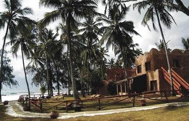 Wohnen unter Palmen