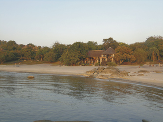 Makuzi Beach Lodge, ©Copyright 2009