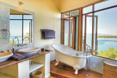 Pumulani Badezimmer-Beispiel