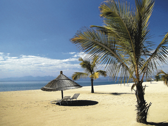 Strandidylle am Malawisee