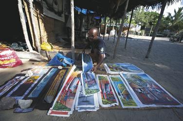 Lokaler Künstler