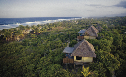 Travessia Beach Lodge