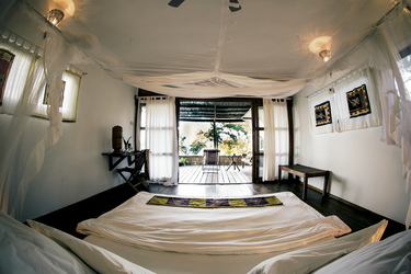Schlafzimmer mit Ausblick ©Terra Agua Ceu, ©Terra Agua Ceu