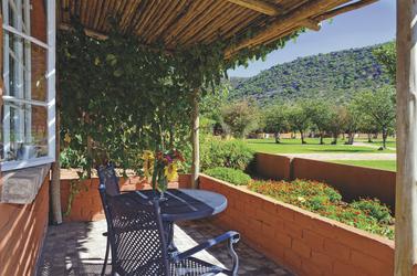 Chalet mit Terrasse