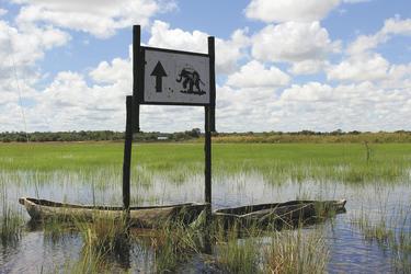 In der Zambezi Region