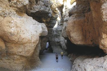 Im Sesriem Canyon