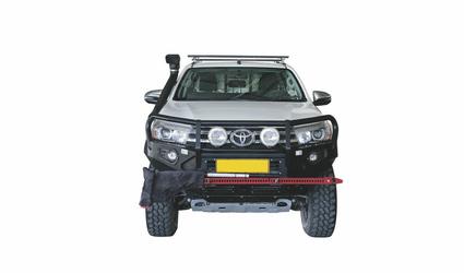 Kat. R+, Toyota Safari 4x4