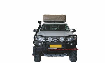 Kat. T+, Toyota Hilux 2.8 Double Cab 4x4