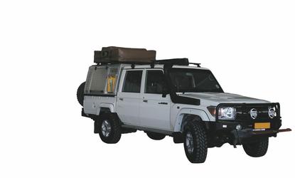 Kat. V, Toyota Landcruiser 4x4
