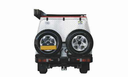 Kat. U, Toyota Landcruiser 4x4