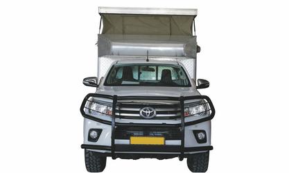 Kat. K, Toyota Hilux 4x4 Bushcamper
