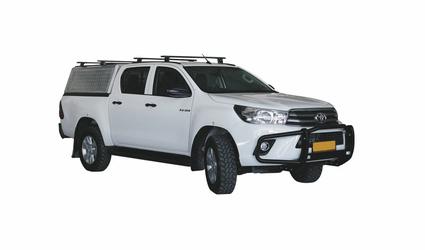 Kat. E, Toyota Hilux 4x4