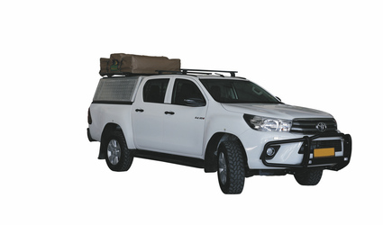 Kat. J, Toyota Hilux Double Cab 4x4