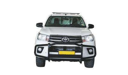 Kat. D, Toyota Hilux 4x4