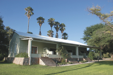Ghaub Lodge