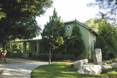 Das gemütliche Haupthaus