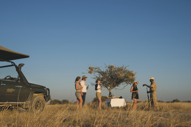 Unterwegs im Ongava Game Reserve, © Olwen Evans