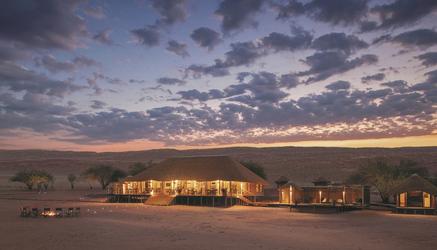 Kwessi Dunes Lodge, ©Niels van Gijn