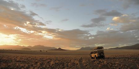 Panoramafahrt im NamibRand Nature Reserve