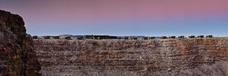 Spektakuläre Lage direkt am Canyon