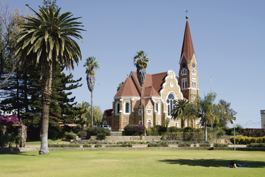 Historisches Windhoek